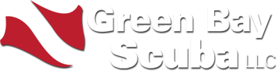 Green Bay Scuba Logo